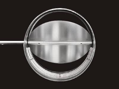 MD(モーターダンパー)丸型