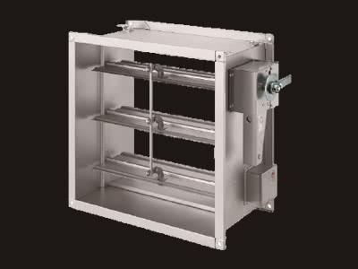 PFD(ガス圧式防火ダンパー)遠隔復帰式(標準低圧仕様)
