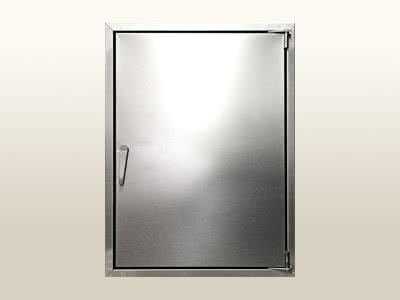亜鉛メッキ鋼板製 点検扉