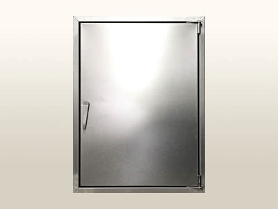 1.6t亜鉛メッキ鋼板点検扉