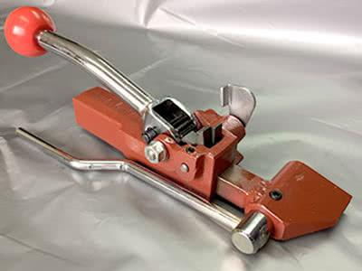 スチールバンド用締付機 KDS−JS型