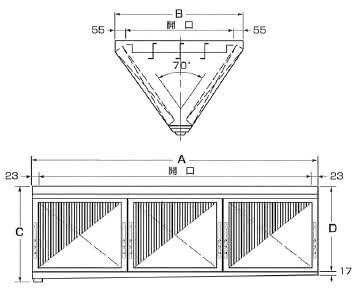 ダブルチェック LLタイプ 両面型 単体
