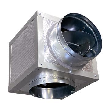 シャッターカラー(空調BOX用ダンパー付カラー)